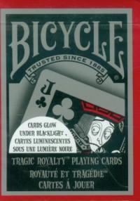 Bicycle Tragic Royalty. Talia kart - zdjęcie zabawki, gry