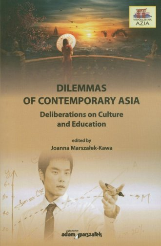 Dilemmas on contemporary Asia. - okładka książki