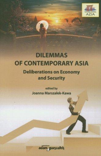 Dilemmas on contemporary Asia. - okładka książki