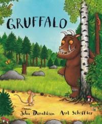 Gruffalo - okładka książki