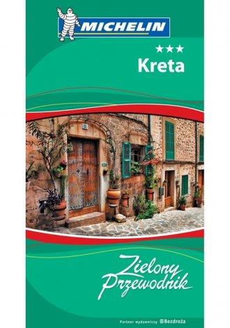Kreta. Zielony Przewodnik - okładka książki