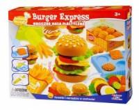 Kuchenne początki. Burger Express. Magiczna masa plastyczna - zdjęcie zabawki, gry