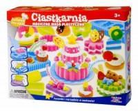 Kuchenne początki. Ciastkarnia. Magiczna masa plastyczna - zdjęcie zabawki, gry