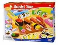 Kuchenne początki. Sushi bar. Magiczna masa plastyczna - zdjęcie zabawki, gry