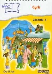 Logico Primo. Cyrk (od 5 lat) - okładka podręcznika