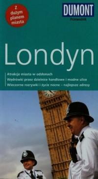 Londyn przewodnik Dumont - okładka książki