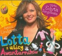 Lotta z ulicy Awanturników (CD mp3) - pudełko audiobooku
