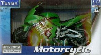 Motor teama, szosowy - zdjęcie zabawki, gry