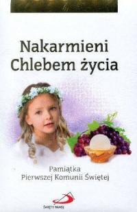 Nakarmieni Chlebem życia. Pamiątka - Aneta Ponomarenko - okładka książki