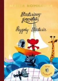 Plastusiowy pamiętnik  Przygody Plastusia.  Wydanie kolekcjonerskie - okładka książki
