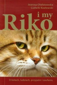 Riko i my - okładka książki