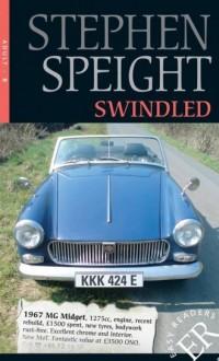 Swindled. Easy Readers A - Stephen Speight - okładka książki