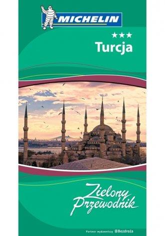 Turcja. Zielony Przewodnik - okładka książki