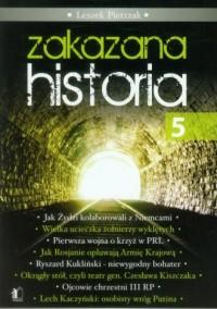 Zakazana historia 5 - okładka książki