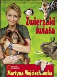 Zwierzaki świata - Martyna Wojciechowska - okładka książki