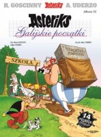 Asterix. Galicyjskie początki - okładka książki