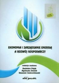Ekonomia i zarządzanie energią - okładka książki