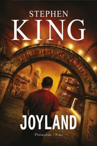 Joyland - okładka książki
