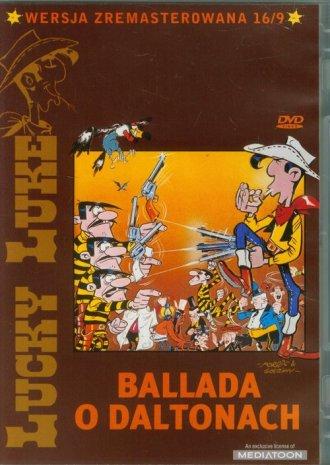 Lucky Luke. Ballada o Daltonach - okładka filmu