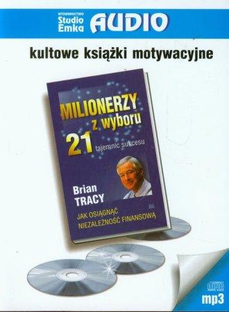 Milionerzy z wyboru (CD mp3) - pudełko audiobooku