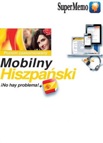 Mobilny Hiszpański. No hay problema! - okładka podręcznika