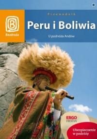 Peru i Boliwia. U podnóża Andów - okładka książki