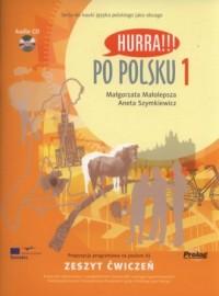 Po Polsku 1. Zeszyt ćwiczeń - okładka podręcznika