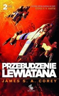 Przebudzenie Lewiatana cz. 2 - okładka książki