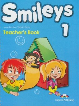 Smileys 1. Język angielski. Teacher - okładka podręcznika