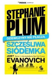 Stephanie Plum. Szczęśliwa siódemka - okładka książki