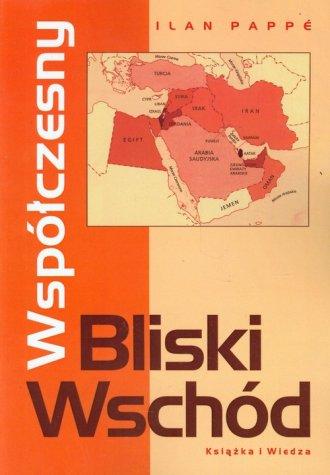 Współczesny Bliski Wschód - okładka książki