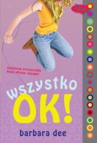 Wszystko OK! - okładka książki