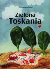 Zielona Toskania - okładka książki