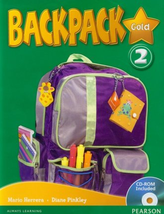 Backpack Gold 2 (+ CD) - okładka podręcznika
