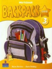 Backpack Gold 3. Workbook (+ CD) - okładka podręcznika
