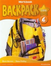 Backpack Gold 6. Workbook (+ CD) - okładka podręcznika