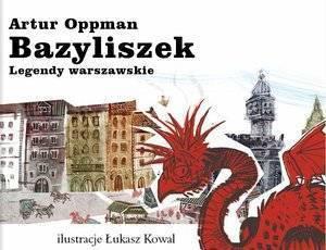 Bazyliszek - okładka książki