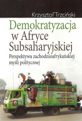 Demokratyzacja w Afryce Subsaharyjskiej. - okładka książki