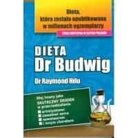 Dieta Dr Budwig - okładka książki