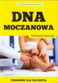 Dna moczanowa. Poradnik dla pacjenta - okładka książki
