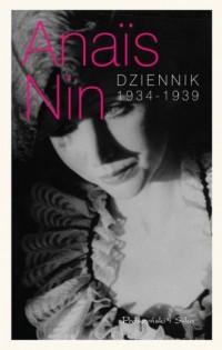 Dziennik 1934-1939 - okładka książki
