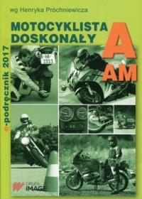 e-Podręcznik 2013. Motocyklista doskonały A - okładka książki
