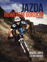 Jazda rowerem górskim - okładka książki