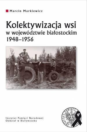 Kolektywizacja wsi w województwie - okładka książki