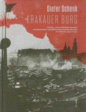 Krakauer Burg. Wawel jako ośrodek - okładka książki
