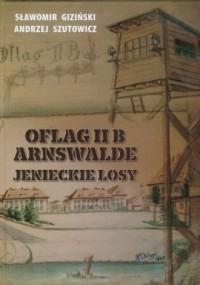 Oflag II B Arnswalde. Jenieckie - okładka książki