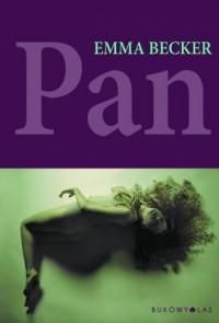 Pan - okładka książki