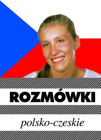 Rozmówki polsko-czeskie - okładka książki