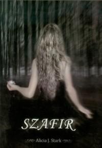 Szafir - okładka książki