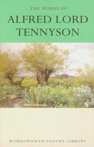 The Works of Alfred Lord Tennyson - okładka książki